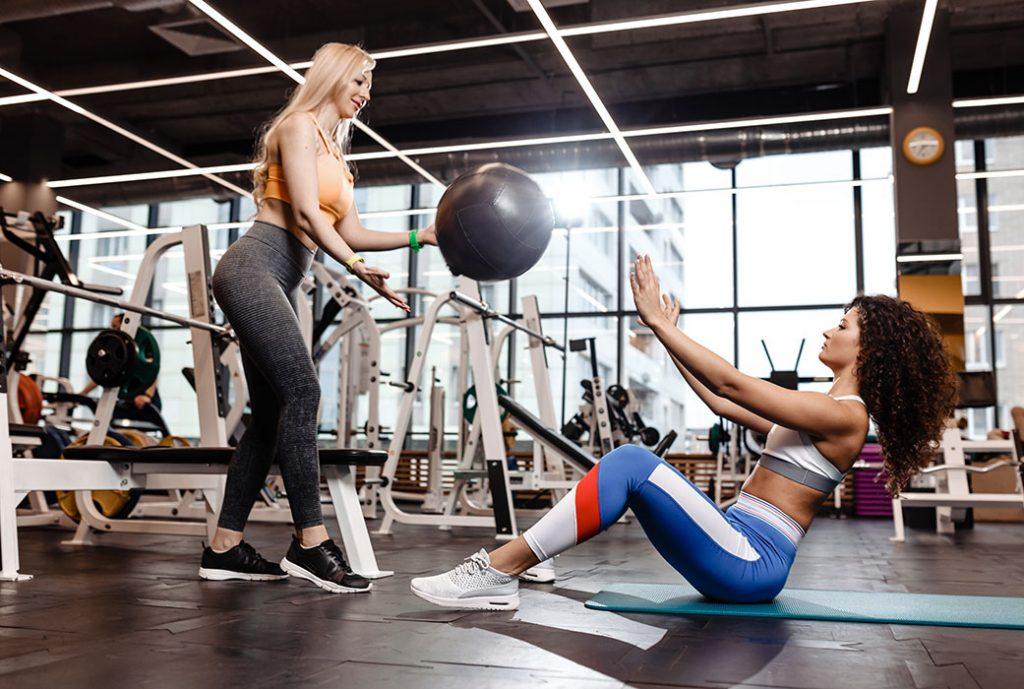 tienda fitness