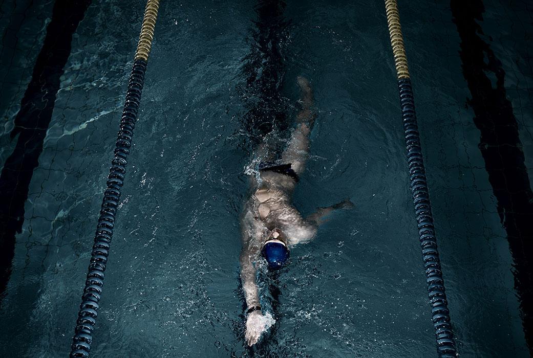 tienda natación